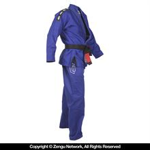 Gameness Pearl Blue Gi